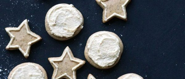cookie paleo shortbread